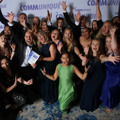 90TEN crowned Communiqué Communications Consultancy of the Year