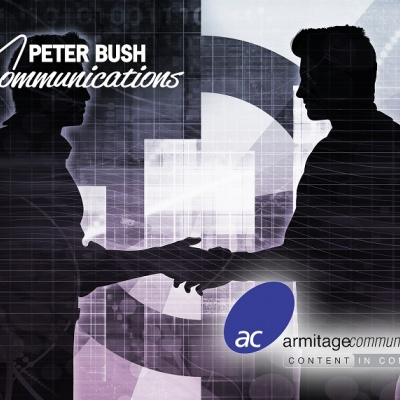 Le partenariat entre Napier rationalise sa structure avec Peter Bush Communications fusionné dans Armitage Com