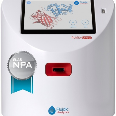 Fluidic Analytics' game-changing protein analysis technology recognised with high-profile awards