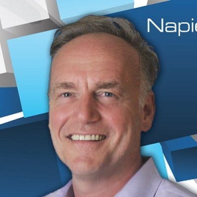 Growing B2B Agency Napier Welcomes Clive Over as Associate Director