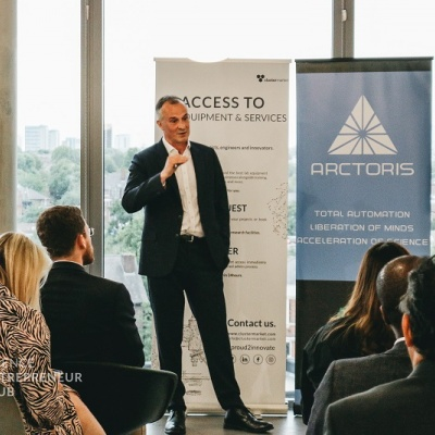 Arctoris launches BioTarget 2020 competition to support innovation in emerging biotech companies