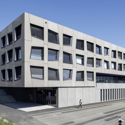 "GenomSys sets its new headquarters at the center of Switzerland's Health Valley Hub - the ""Biopôle"" in Lausann"