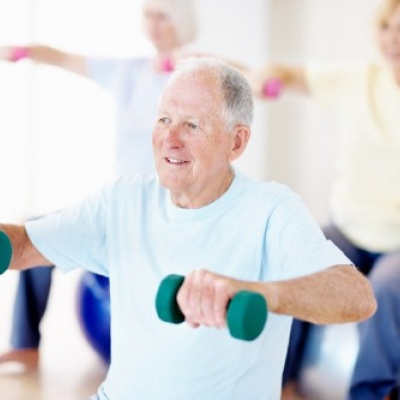 Moderate activity 'can aid mobility and independence in older adults'