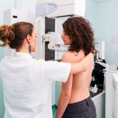 GE Healthcare launches new patient-assisted mammography system