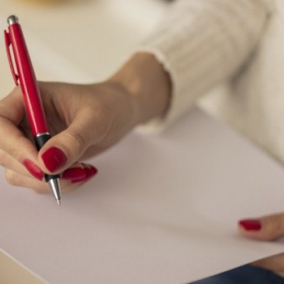 Expressive writing 'can help people manage stress'