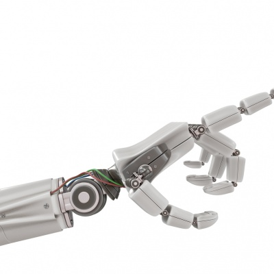 New flexible skin helps robots to detect changes in shear force