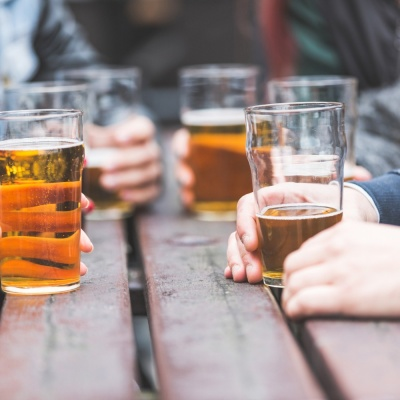 Alcohol 'can damage DNA and elevate risk of cancer'
