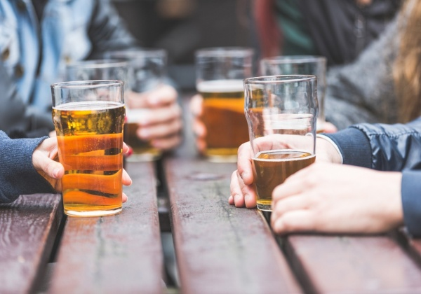 Drinking too Much Alcohol Can Seriously Damage Your DNA