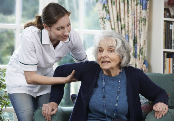 Social care system a 'Cinderella service' in danger of collapse - NAO report