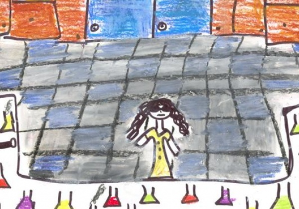 USA kids' doodles of scientists reveal changing gender stereotypes