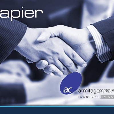 B2B technology agencies Napier and Armitage Communications merge